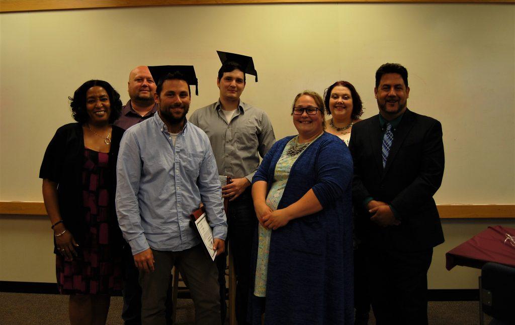 Apprenticeship Program Graduates